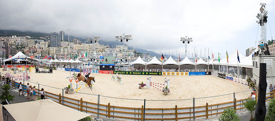 International Jumping di Montecarlo, Principato di Monaco